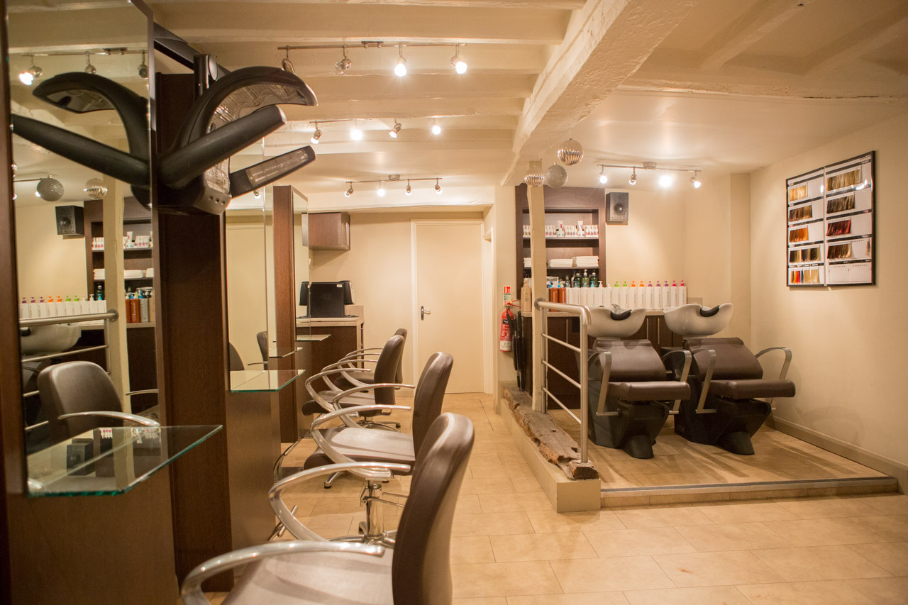 About Us The Hairstudio